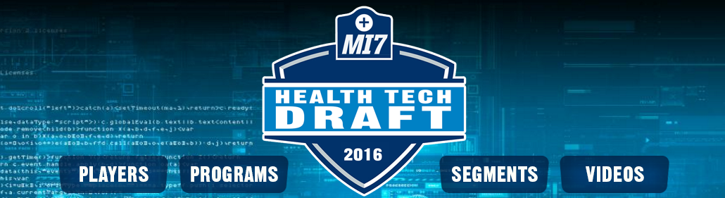 Health Tech Draft — Week 3