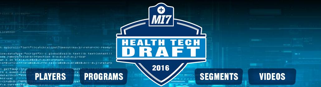 Health Tech Draft Week4